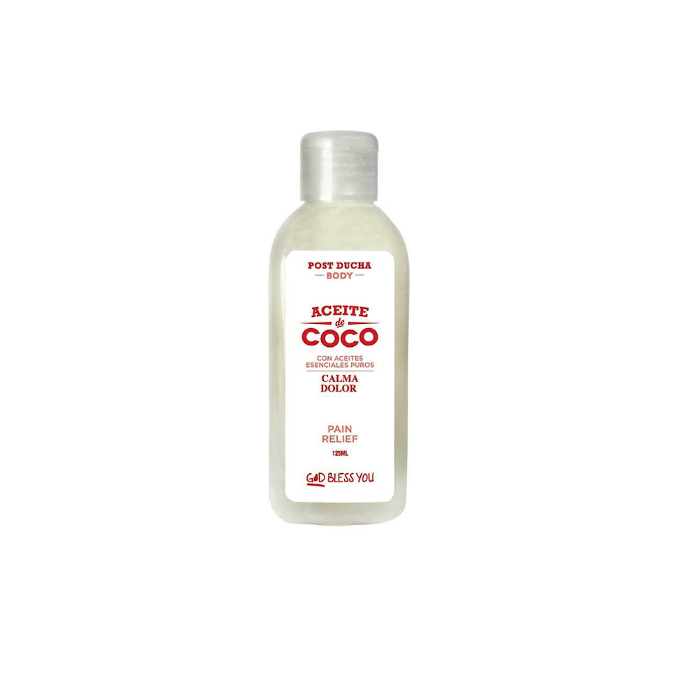 Aceite de Coco Post Ducha Pain Relief