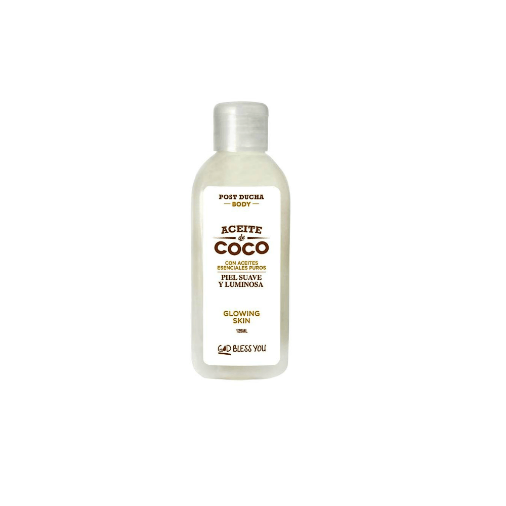 Aceite de coco post ducha Glowing Skin