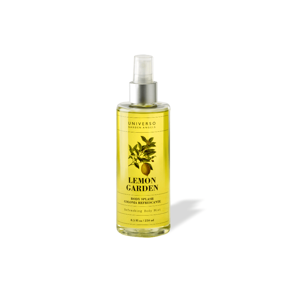 Body Splash Lemon Garden Universo Garden Angels