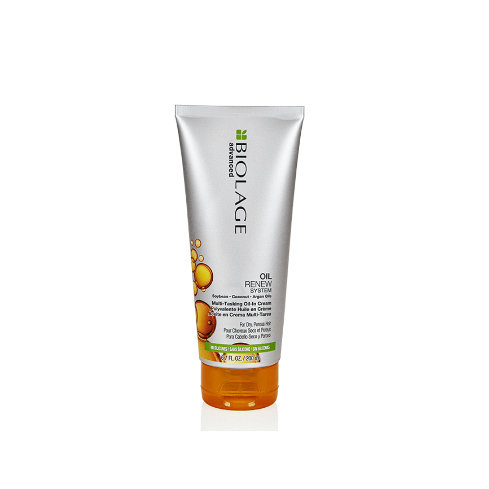 BIOLAGE ADVANCED OIL RENEW ACEITE EN CREMA MULTITASKING