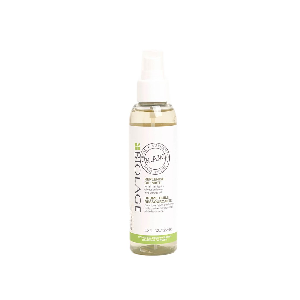 Replenish Oil-Mist Biolage RAW = Antifrizz - Brushing - comprar online