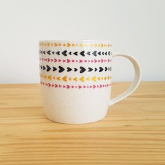 Caneca Arrows Stripes - comprar online