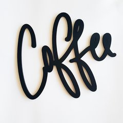 Lettering Coffee