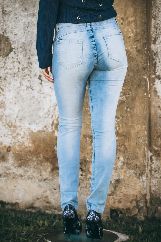 88681939b Calça jeans skinny; Calça jeans skinny - comprar online; Calça jeans skinny  na internet