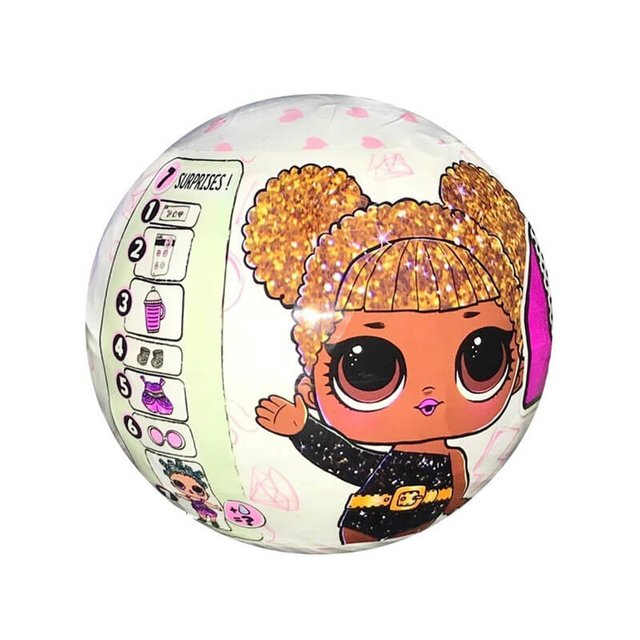 Mini Boneca Surpresa - LOL - Glitter Series - Original - comprar online