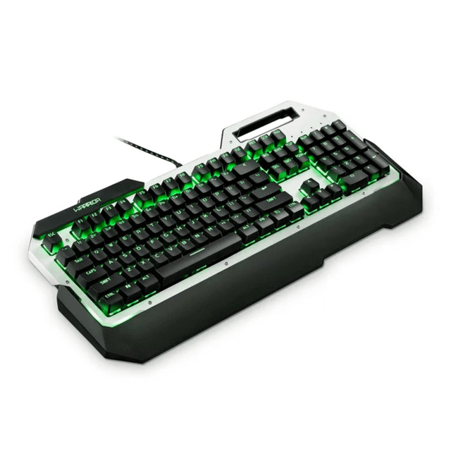 Teclado Warrior Gamer Mecânico com Led Single Color - TC217 na internet