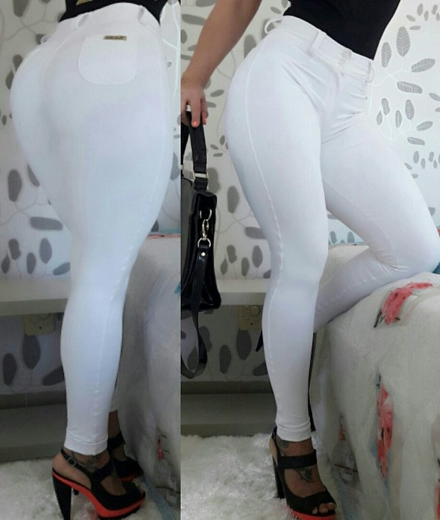 Calça White New Zealand na internet