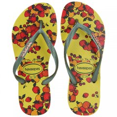 Chinelo Havaianas Feminino Slim Fruits Amare. Light Original