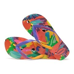 Chinelo Havaianas Feminino Top Fashion Flamin - Colecao 2019 na internet