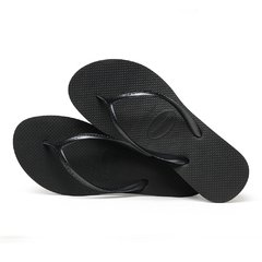 Chinelo Feminino Havaianas High Light Preto Cinza Dark 2020 - FootWorld - O Mundo a seus pés!
