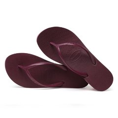 Chinelo Fem. Havaianas High Fashion Bordo Coleção 2020 na internet