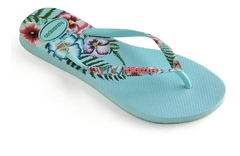 Chinelo Havaianas Slim Sensation Ice Blue 2019 Original na internet