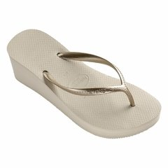 Chinelo Feminino Havaianas High Fashion - Original - Salto