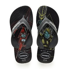 Chinelo Havaianas Infantil Kids Max Herois Flash Acquaman