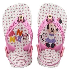 Chinelo Havaianas Baby Mickey Minnie 25/26 - Disney