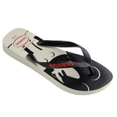 Chinelo Havaianas Masculina Disney Stylish Bco Pto Original na internet
