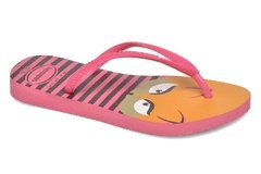 Chinelo Havaianas Kids Slim Fashion Maravilha Original na internet