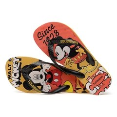 Chinelo Havaianas Disney Stylish Mosta Mickey - Colecao 2019