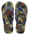 Chinelo Havaianas Masculina Disney Stylish Marinho Original