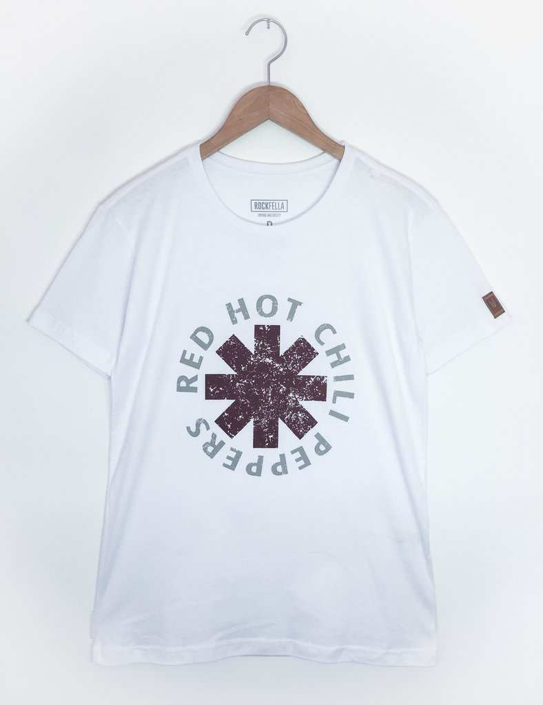 231a8a56b4 Camiseta Red Hot Chili Peppers