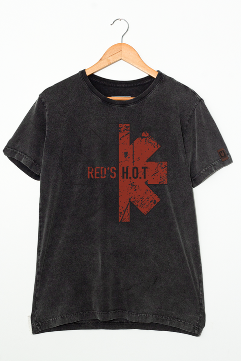 CAMISETA RED'S HOT