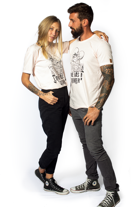 CAMISETA SKULL NO GENDER - comprar online