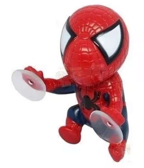 Mini Aranha Mini com Ventosa