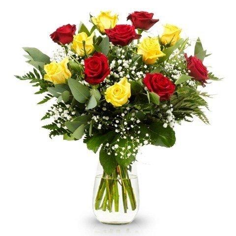 Comprar 24 Rosas Em Carvalho Flores Filtrado Por Mais Vendidos