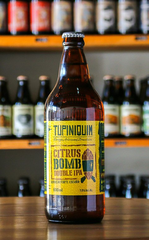 Tupiniquim - Citrus Bomb 600ml