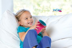 Vasos Antiderrame KIDS - WOW Cup® - Nanay «Handmade with care»