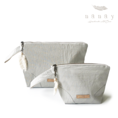 Necessaire Impermeable - Nanay «Handmade with care»