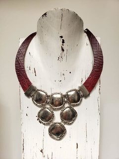 JOYERÍA CONTEMPORÁNEA-COLLAR BUBBLES