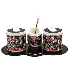 MINI SET MATERO 2 LATAS FIND YOURSELF