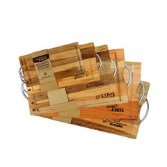 TABLA GOURMET SET X6
