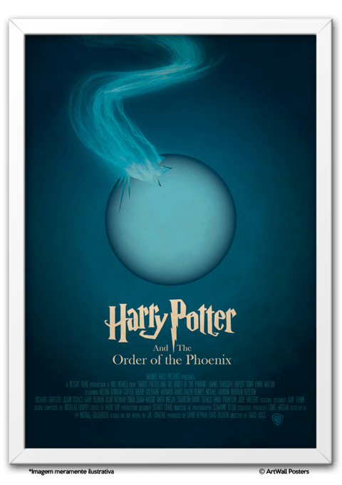 Harry Potter and the Order of the Phoenix - comprar online