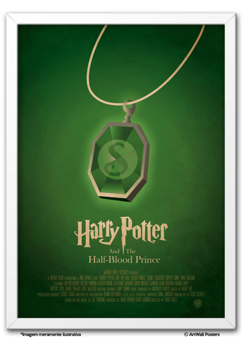 Harry Potter and the Half-Blood Prince - comprar online