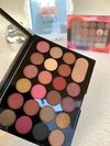 PALETA DE SOMBRAS LOVE TONS RUBY ROSE HB1002