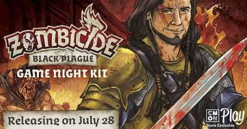 Zombicide Black Plague: Game Night Kit 1 na internet