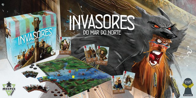 Invasores do Mar do Norte - comprar online