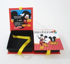 Caixinha do Mickey - L-Queen Personalizados
