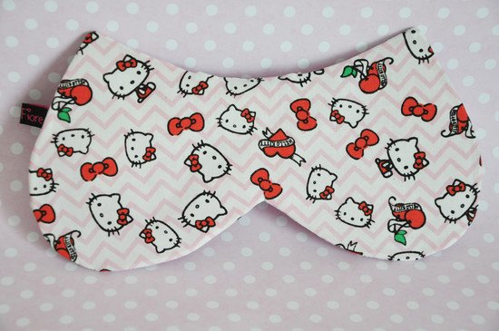 Máscara de Dormir Hello Kitty