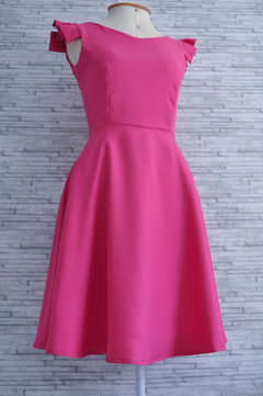 Vestido Kelly Pink na internet
