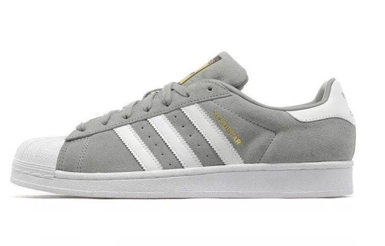 Showroom Adidas Superstar Urquiza GRIS GAMUZA kOP80wn