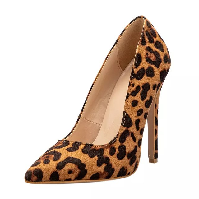 SCARPIN ONÇA ANIMAL PRINT
