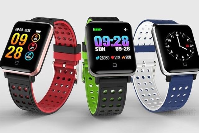 Relógio Smartwatch M19 Wear I