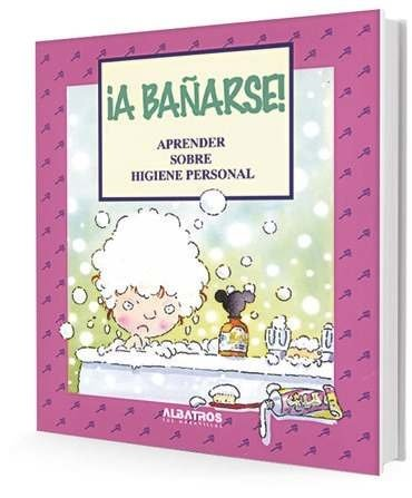 A Bañarse! - Claire Llewellyn