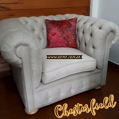 Sillón Chesterfield