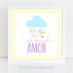 Chuva de amor candy colors