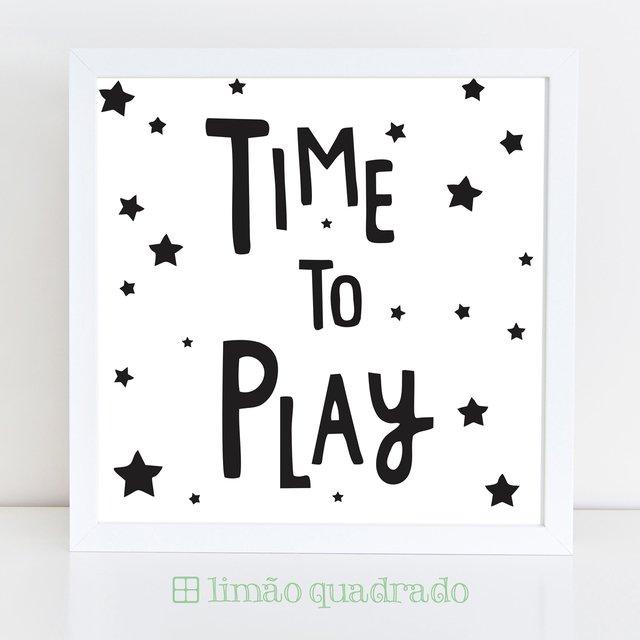 Quadro Time to Play