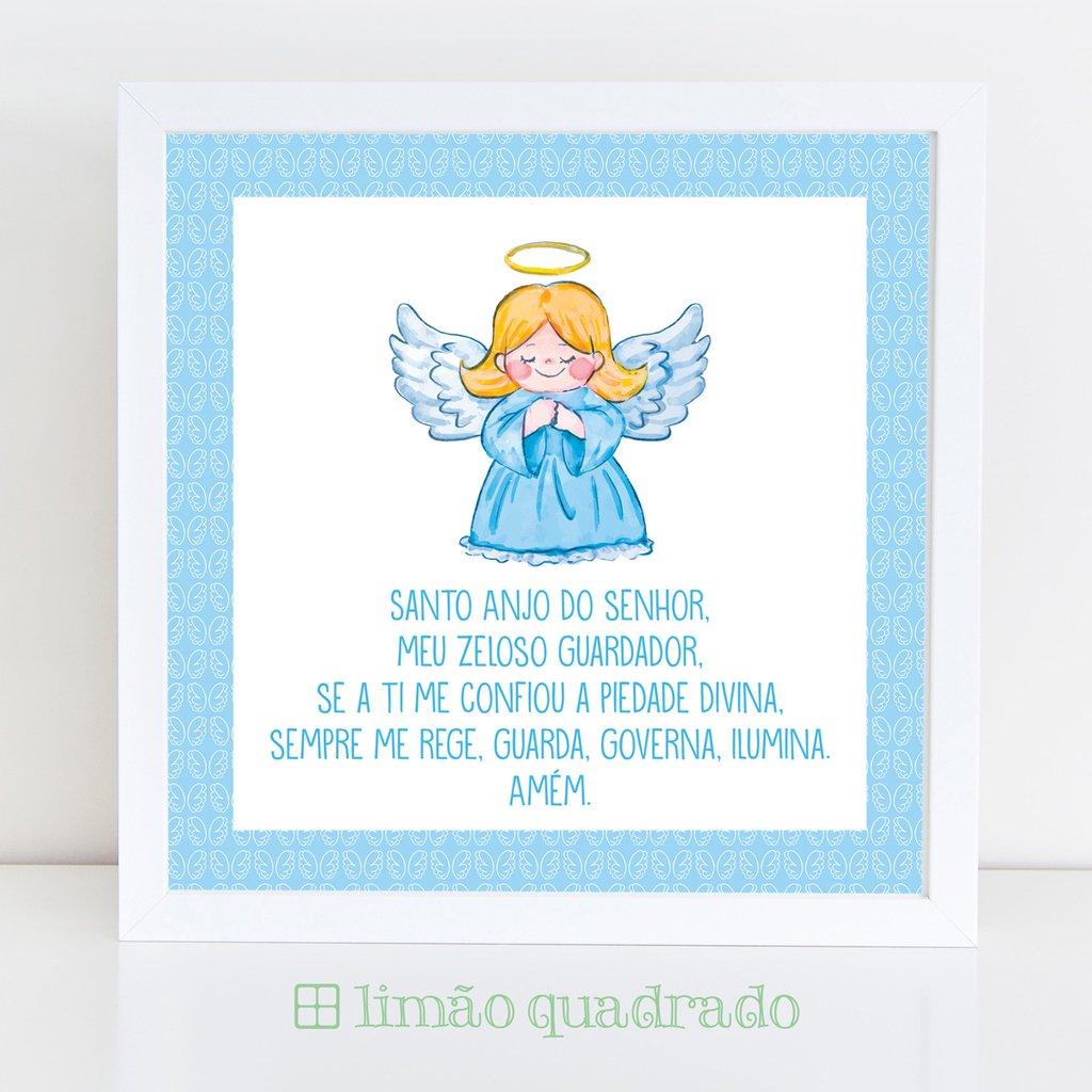 Quadro Santo Anjo